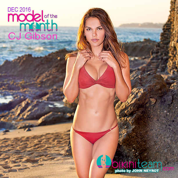 Checkout our exclusive December 2016 Model of the Month video of CJ Gibson.